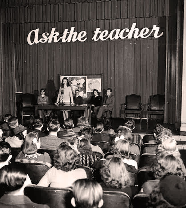 Ask-the-Teacher
