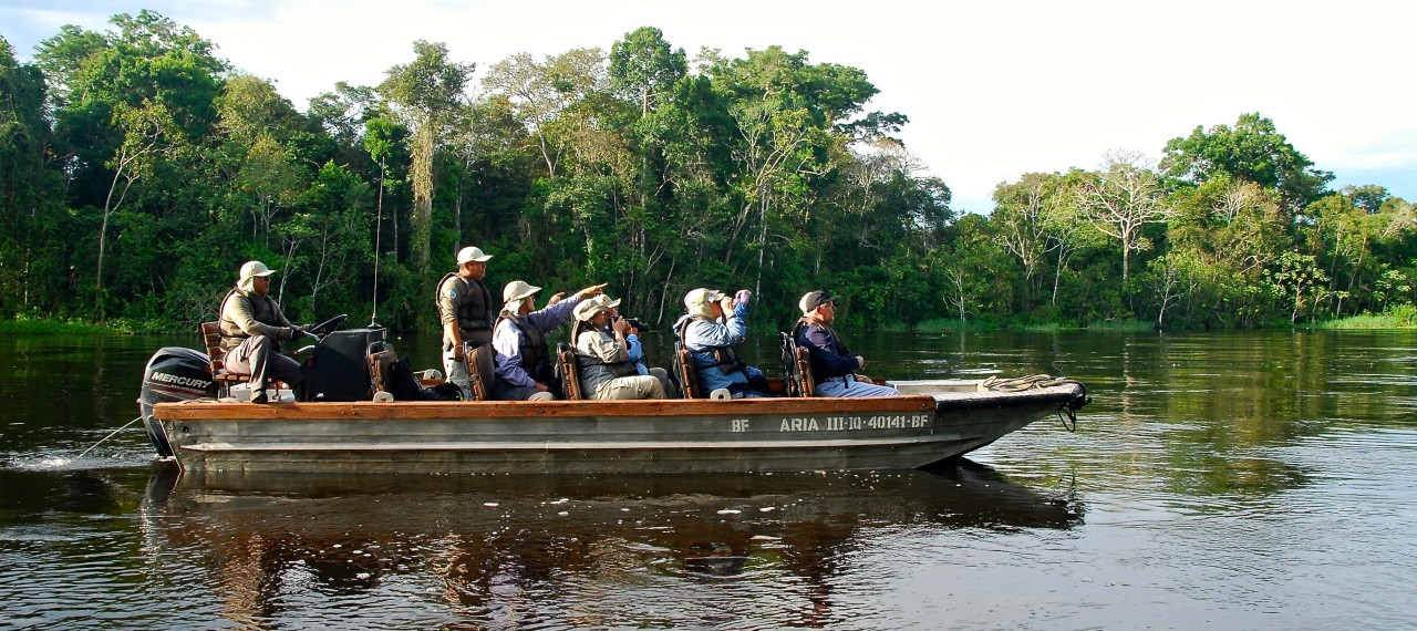 Explore Peru and Amazon on a World Affairs Councils' Trip