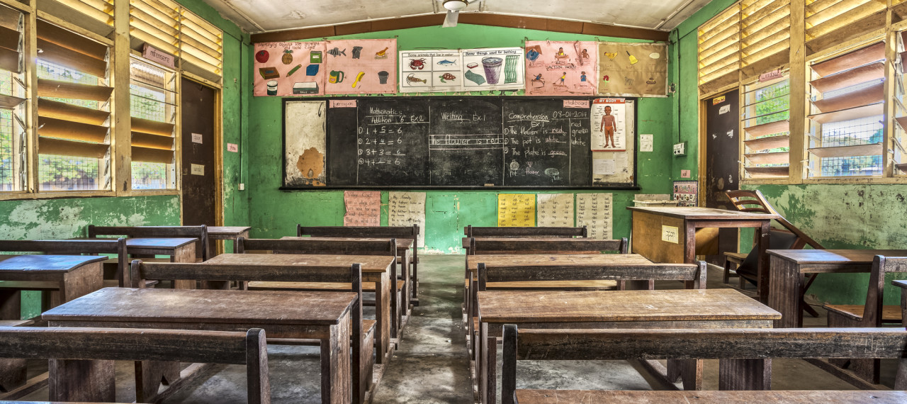Education Oriented Non-Profits Operating Abroad