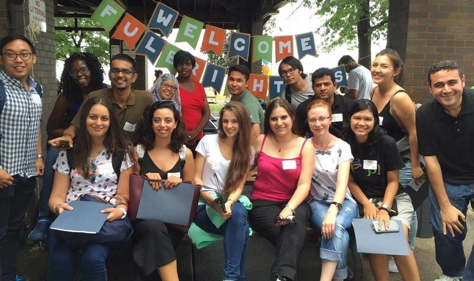 Host a Fulbright Scholar for a Summer Weekend!