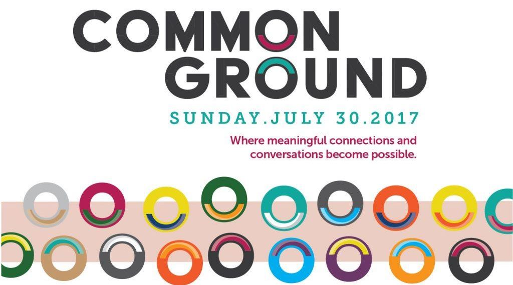 Common Ground: CCWA in the Syrian Cultural Garden